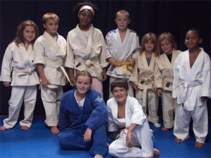 Kids Jiu Jitsu Classes