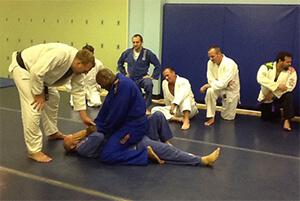 Jiu Jitsu Classes