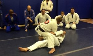 Free Jiu Jitsu Self-Defense Class